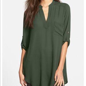 lush tunic shirt dress
